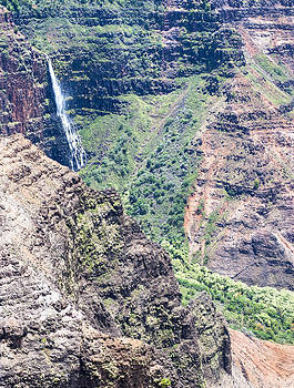 Ramunas Bruzas - Canyon Waterfall