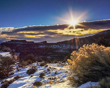 CanyonLand Sunrise by Mike Kim