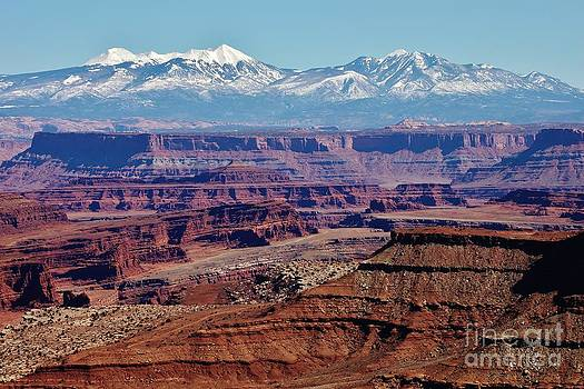 Canyonlands by Bernard MICHEL