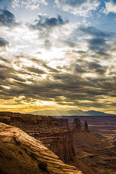 Canyonlands National Park Utah by Mickey Clausen