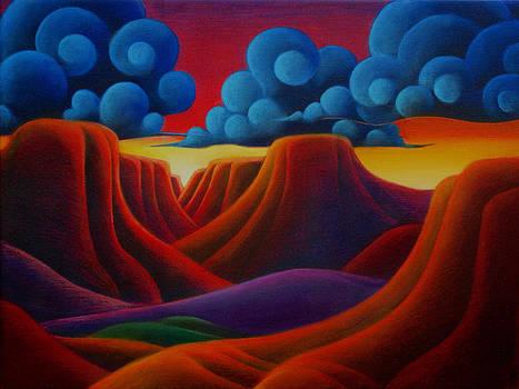 Canyonlands by Richard Dennis