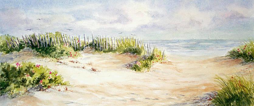 Cape Afternoon II by Vikki Bouffard