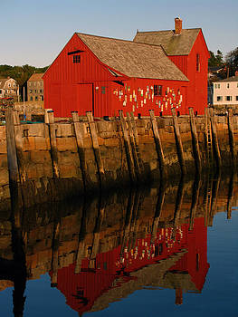 Juergen Roth - Cape Ann Fishing Shack