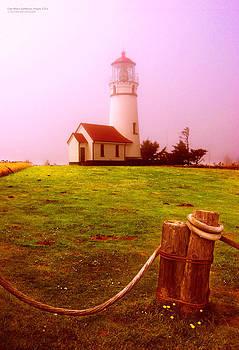 Cape Blanco Lighthouse by Rafael Escalios