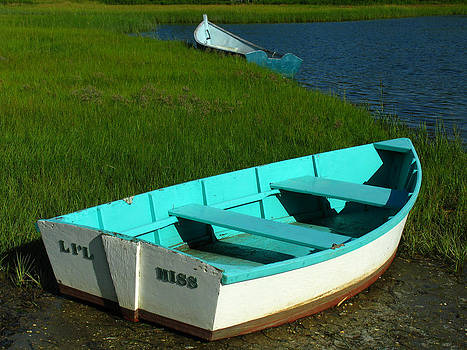 Juergen Roth - Cape Cod Dinghies