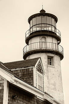 Cape Cod Light House by Jay Ressler