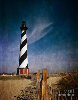Cape Hatteras Light  North Carolina by Heinz G Mielke