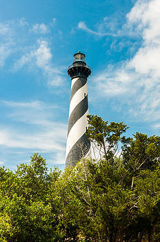 Cape Hatteras Lighthouse by Dustin Ahrens