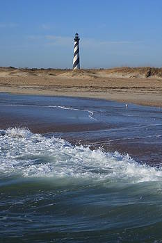 Cape Hatteras Lighthouse NC by Mountains to the Sea Photo