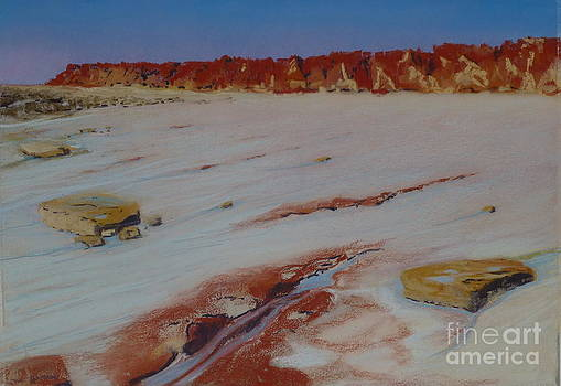 Cape Leveque WA by Nadine Kelly