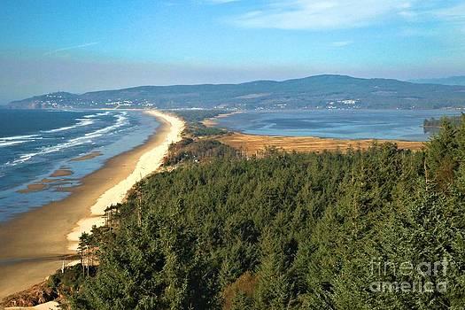 Adam Jewell - Cape Lookout Coastal View