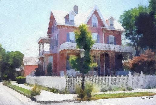 Cape May victorian by Dave Hrusecky