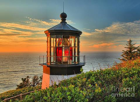Adam Jewell - Cape Meares Lighthouse