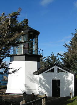 Marv Russell - Cape Meares Lighthouse Oregon