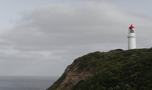 Cape Schanck Lighthouse by Shari Mattox