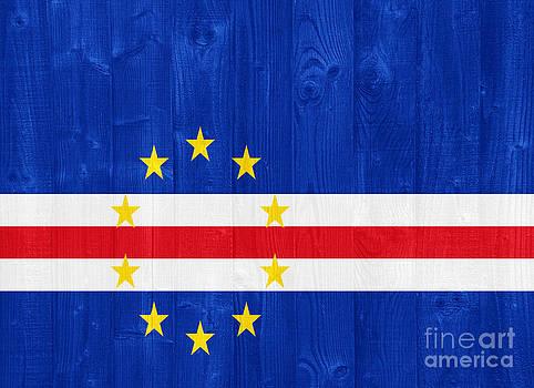 Cape Verde flag by Luis Alvarenga