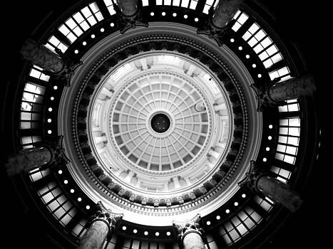 Capitol Dome by Greg Bush