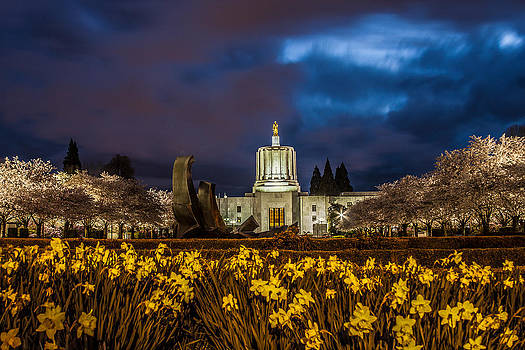 Capitol Nights by Craig Pifer