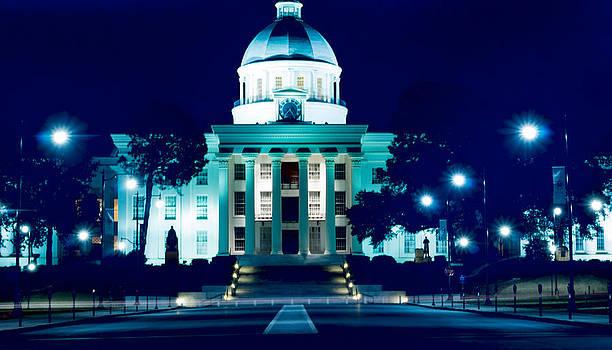 Tracy Brock - Capitol of Alabama - Montgomery