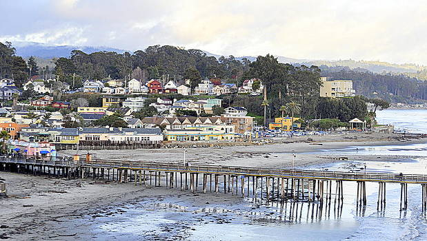 Capitola by the Sea by AJ  Schibig