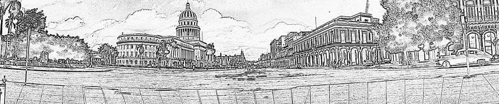 Juan Carlos Sepulveda - Capitolio de la Habana./ Habana Capitol