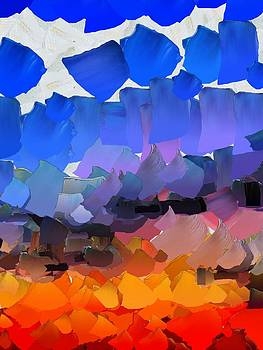 CApixART Abstract 34 by Chris Axford
