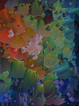CApixART Abstract 42 by Chris Axford
