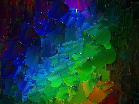 CApixART Abstract 51 by Chris Axford