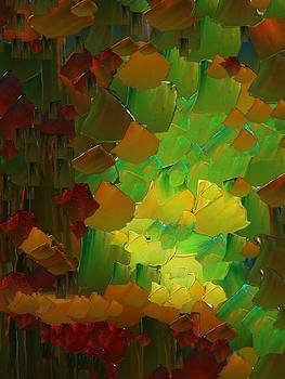 CApixART Abstract 80 by Chris Axford