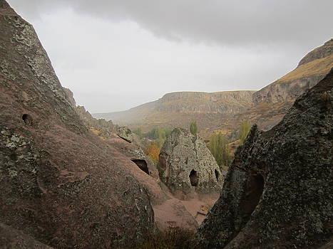 Cappadocia Landscape by Stefanie Weisman