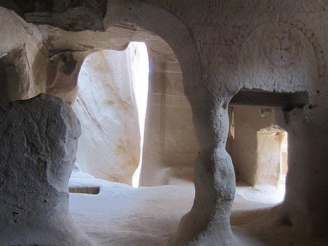Cappadocian Church by Stefanie Weisman