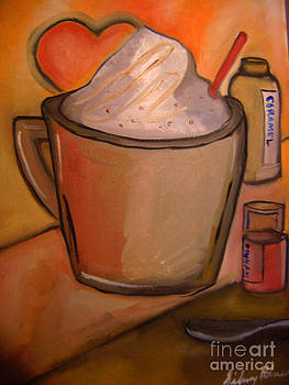 Cappuccino Mix by Sidney Holmes