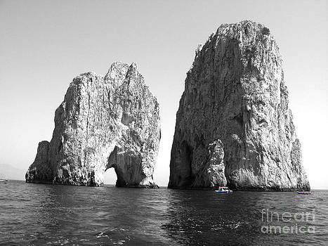 Capri Rocks by Don Kenworthy