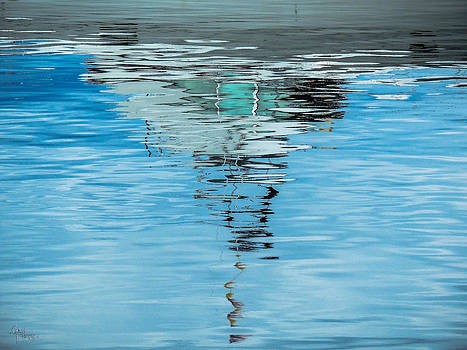 Glenn Feron - Capsized Overboard
