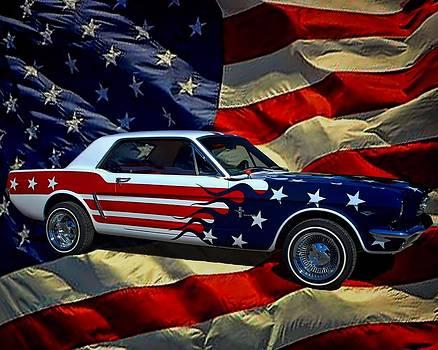 Tim McCullough -  1964 Mustang
