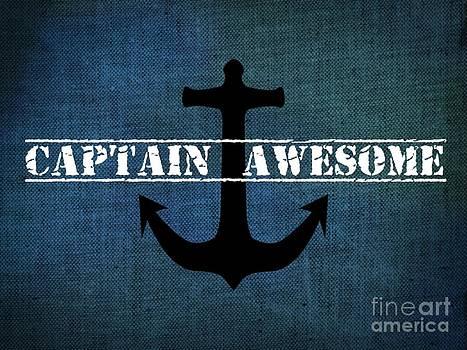 Daryl Macintyre - Captain Awesome