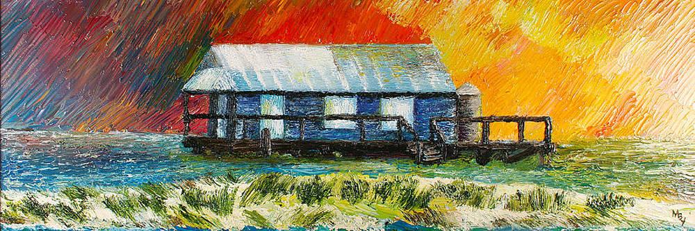 Captiva Fishhouse by Matthew Young