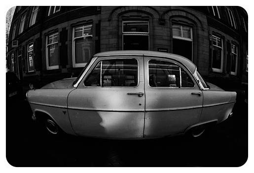 Car by Sandra Pledger