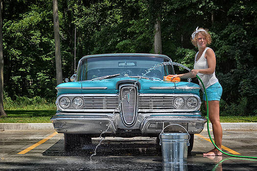 Car Wash by Dennis James