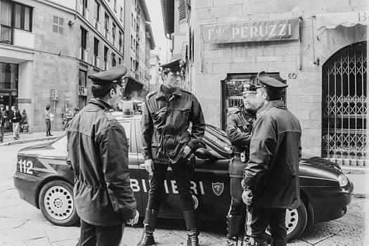 Carabinieri by Luna Curran