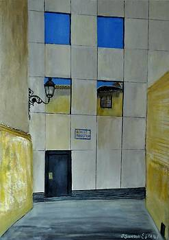 Caragoza Inedita 1 by Juan Sandin