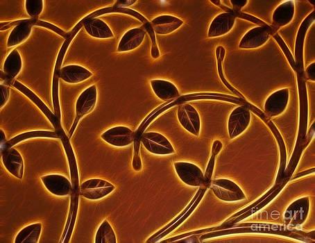 Caramel Vine by Kathie McCurdy