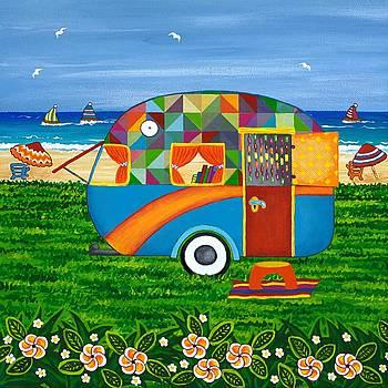 Caravan Holiday Bobby-Ray by Lisa Frances Judd