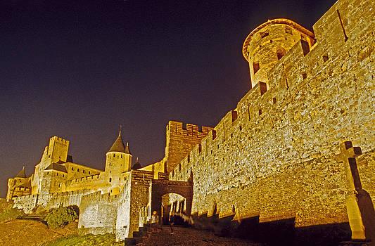 Dennis Cox - Carcassone Castle
