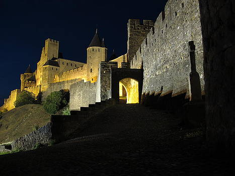Marc Fontannaz - Carcassonne