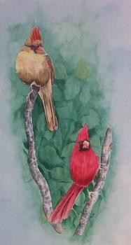 Rhonda Leonard - Cardinal Companions