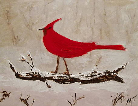 Cardinal by Michelle Treanor