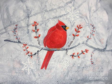 Cardinal by Sherri Anderson