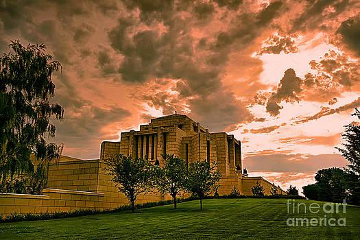 Teresa Zieba - Cardston Alberta Temple