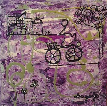 Care Free by Edwina Sage Washington